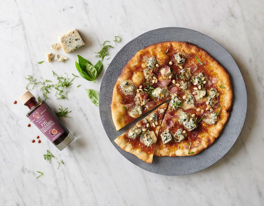 Fig, Prosciutto & Blue Cheese Pizza