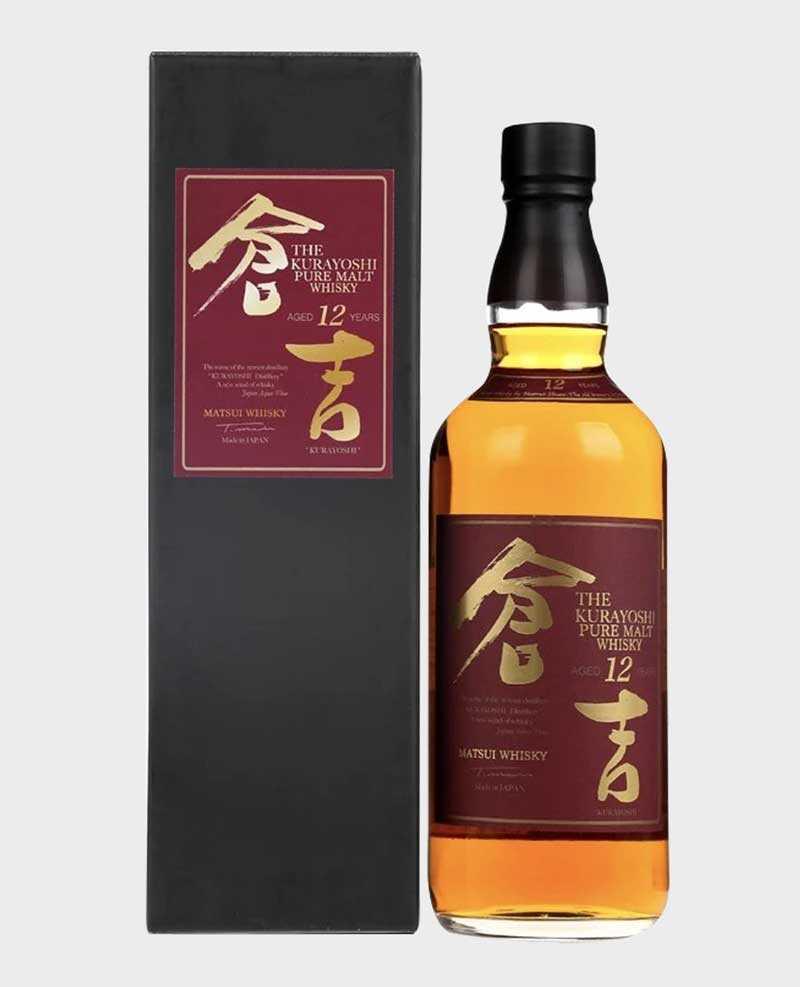 Matsui The Kurayoshi 12 Yr
