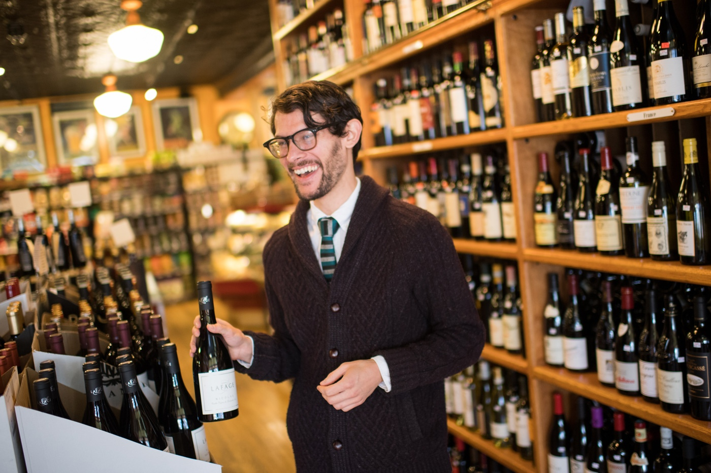 Will, Wine Specialist