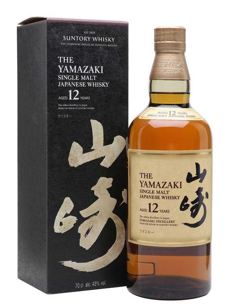 Suntory Yamakazi 12Year