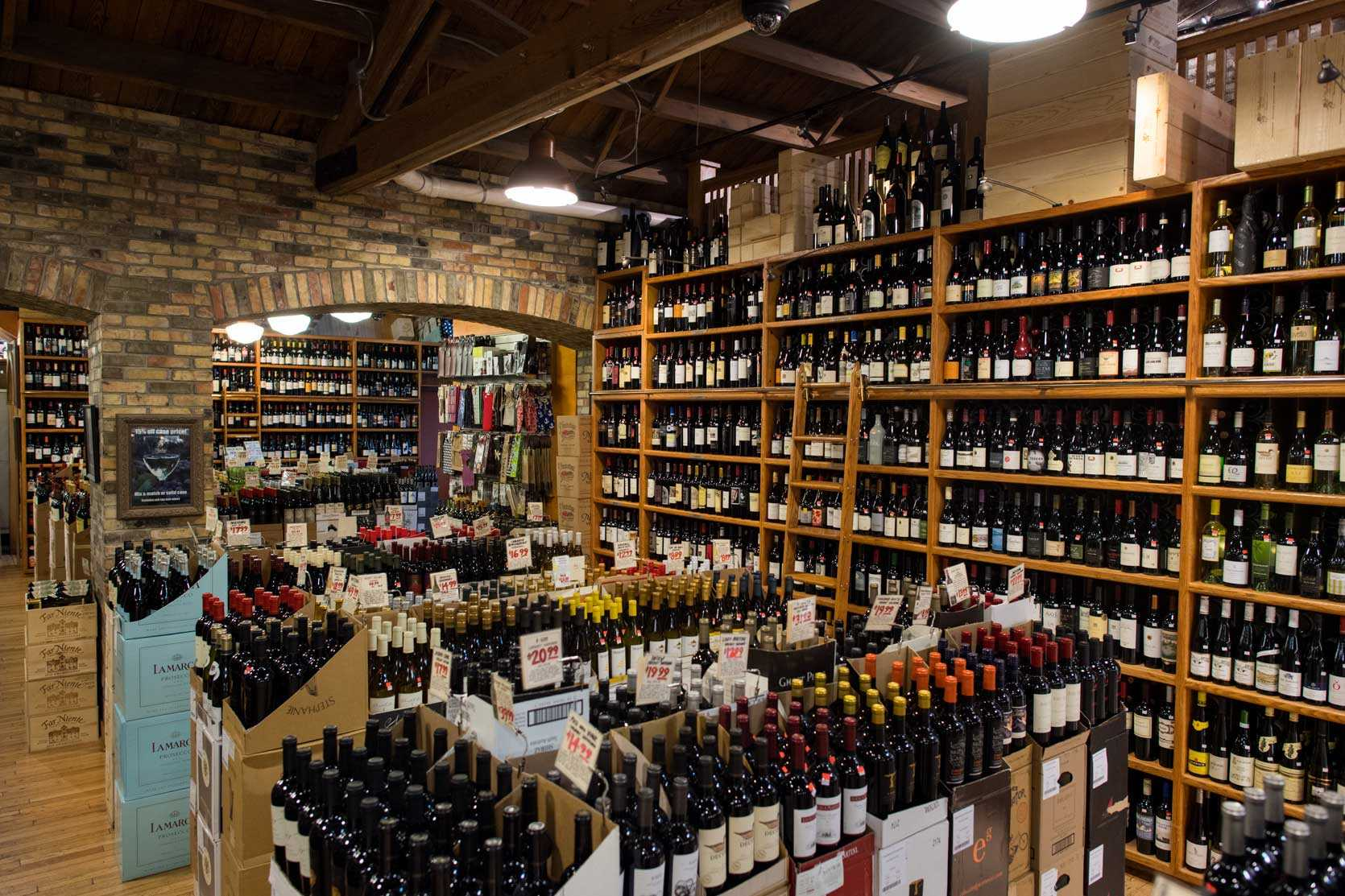Main Floor Wines