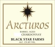 Arcturos Barrel Aged Chard 2017