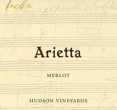 Arietta Hudson Vineyard Merlot 2016