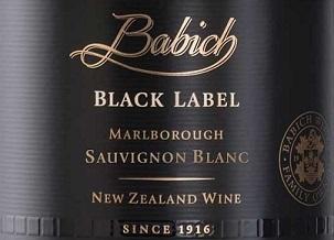 Babich Black Label Sauvignon Blanc