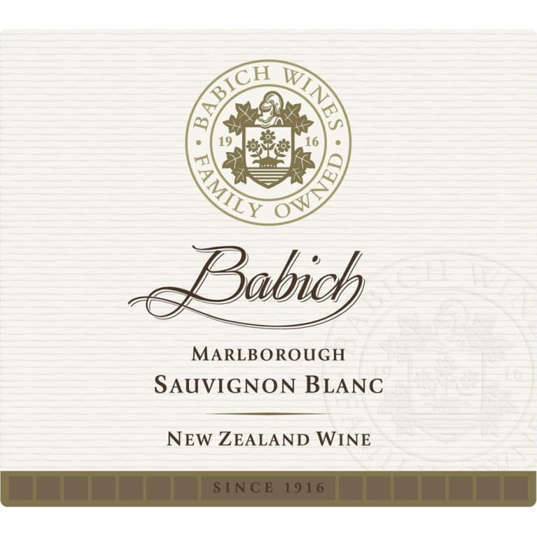 Babich Marlborough Sauv Blanc