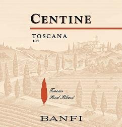 Banfi Centine Toscana Red 2016