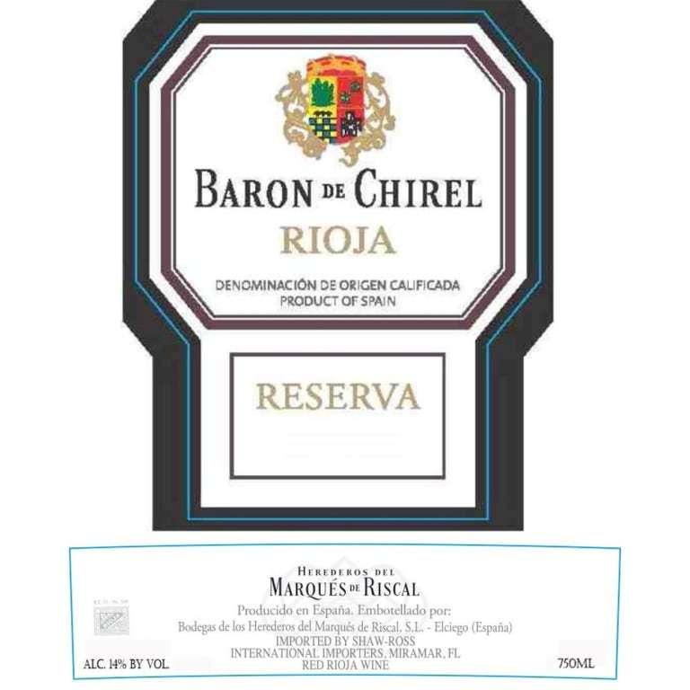 Baron Chirel