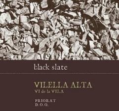 Black Slate La Vilella Alta Priorat