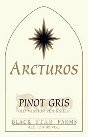 Black Star Farms Pinot Gris