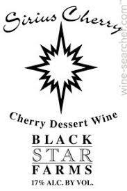 Black Star Sirius Cherry