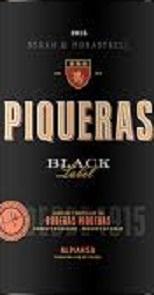 Bodegas Piqueras Black Label 2015