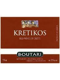 Boutari Kretikos Red Wine