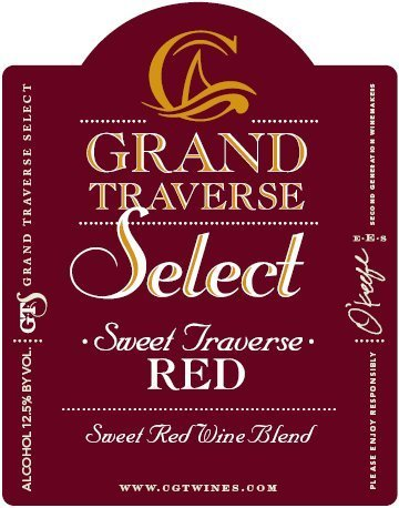 Cgt Select Sweet Traverse Red Nv