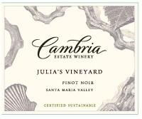 Cambria Julias Pinot Noir Vineyard Santa Maria Valley 2017