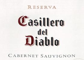 Casillero Del Diablo Cabernet Reserva 2018