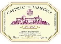 Castello Dei Rampolla Vigna D Alceo 2014