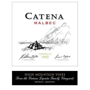 Catena Mendoza Mountain Vines Malbec 2017