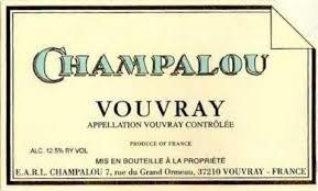 Champalou Vouvray