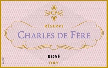 Charles De Fere Jean Louis Brut Rose Nv