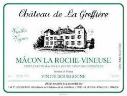 Chateau De La Greffiere Macon 2018