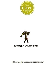 Chateau Grand Traverse Whole Cluster Riesling
