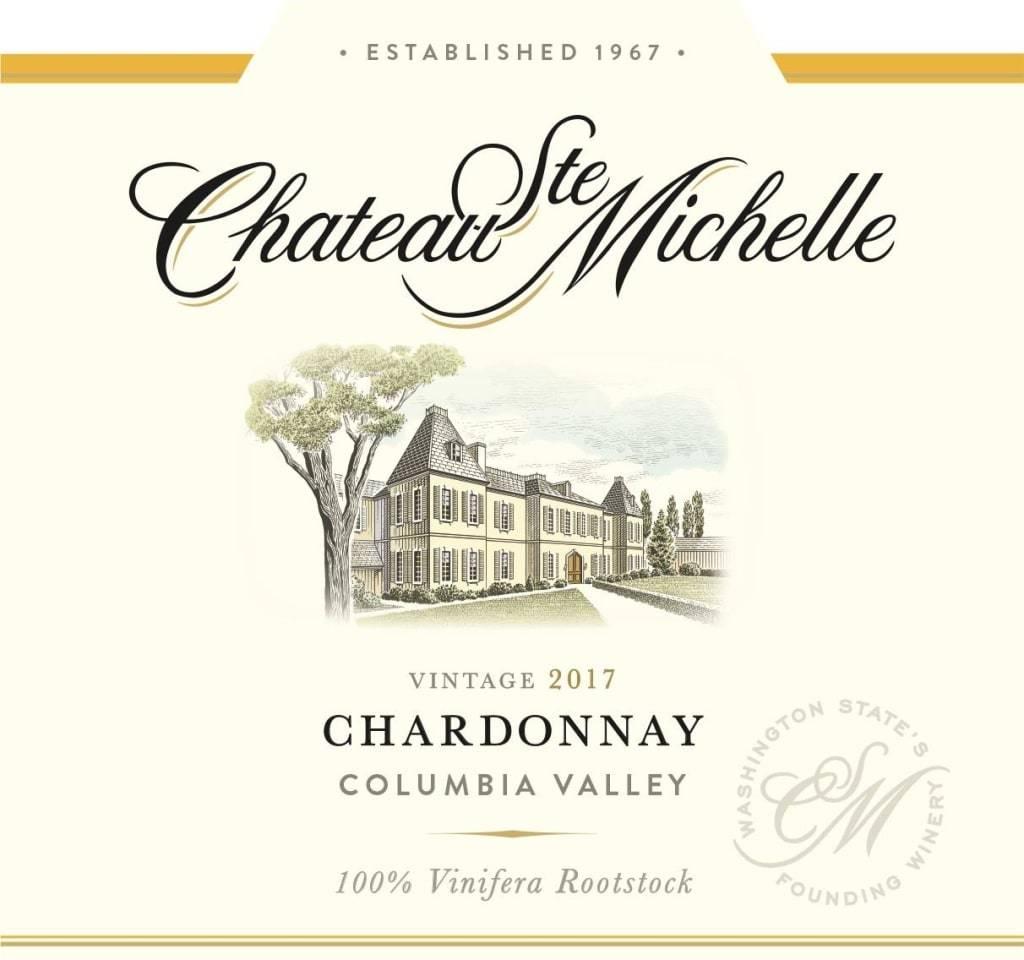 Chateau St Michelle Chardonnay
