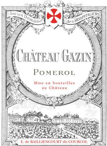 Chateau Gazin Pomerol