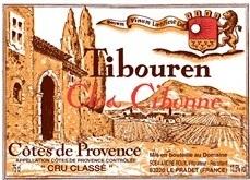 Clos Cibonne Tibouren Cotes De Provence Rose 2018