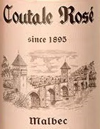 Clos Coutale Cahors Malbec Rose