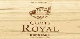 Comte Royal Vin De Bordeaux White