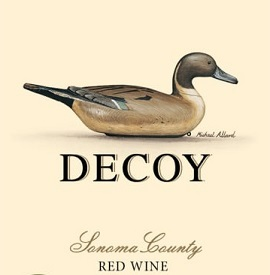 Decoy Red Wine