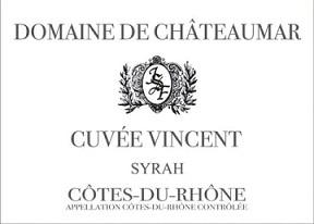 Dom Chateaumar Cuvee Vincent Mv