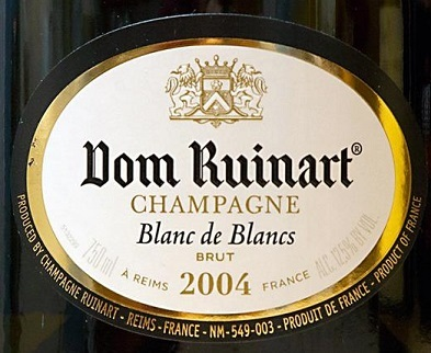 Dom Ruinart Champagne 1500Ml 2004