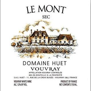 Domaine Huet Le Mont Vouvray Sec 2018