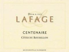 Domaine Lafage Cuvee Centenaire 2017