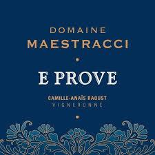 Domaine Maestracci E Prove 2016