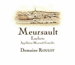 Domaine Roulot Meursault Luchets 2017
