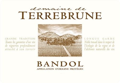 Domaine De Terrebrune Bandol 2016