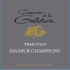 Domaine De La Guilloterie Saumur Champigny 2015
