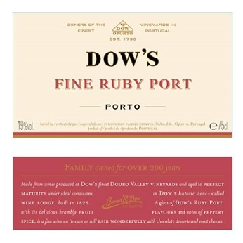 Dows Fine Ruby