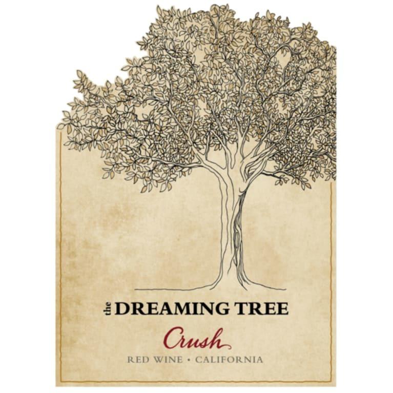 Dreaming Tree Crush Red Wine 2017