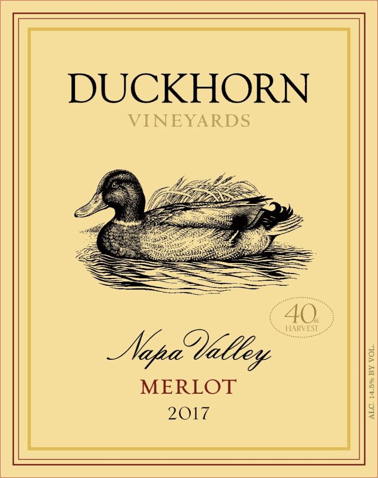 Duckhorn Merlot17