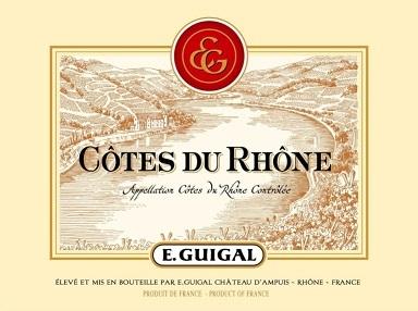 E  Guigal Cotes Du Rhone Blanc Mv