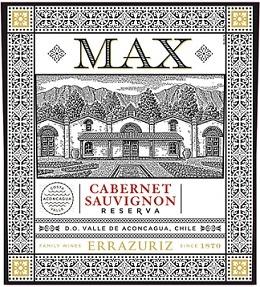Errazuriz Max Reserva Cabernet 2017