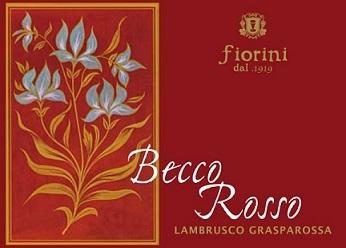 Fiorini Lambrusco Rosso 2019