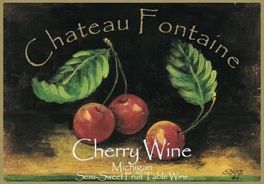 Fontaine Cherry Wine
