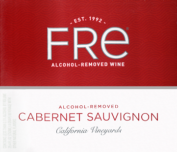 Fre Alcohol Removed Cabernet Nv
