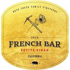 French Bar Petite Sirah 2015