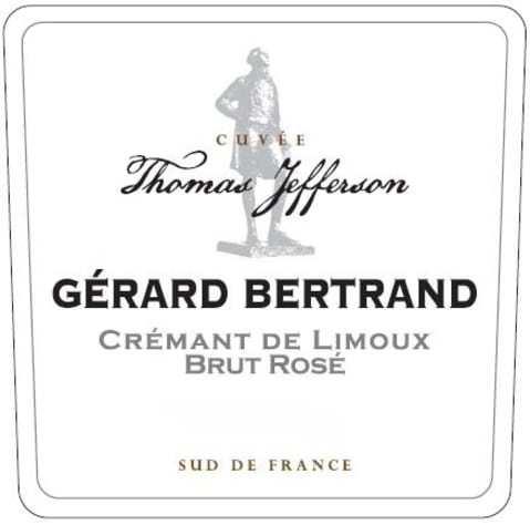Gerard Bertrand Cremant Brut Rose 2017