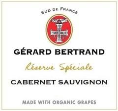 Gerard Bertrand Organic Cabernet 2017